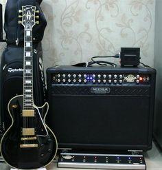 Gibson Custom '57 Custom Les Paul Black Beauty
