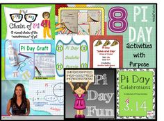Pi Day Roundup- 8 Pi Day Activities with Purpose