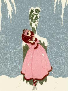 The End of Romance - Erté