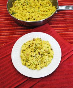 Spicy Masala Tofu Scramble. Click for full recipe. Photo Steps....