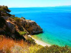 Greece, Kinetta beach