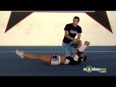 ▶ Cheerleading Strength Exercises - YouTube