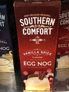 Southern Comfort Eggnog Cake Recipe