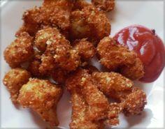 Fried cauliflower