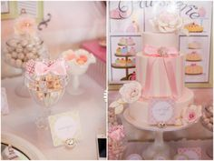 Vintage French Patisserie Party |