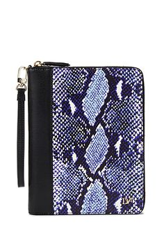 DVF Leather Print ip