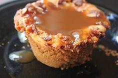 Mini Snickers Cheesecake Cups Recipe