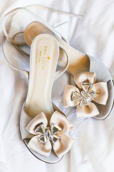 Oh, how I love these Kate Spade kicks!