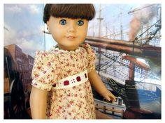 American Girl Doll 18 Inch Regency Dress 1800  by BonJeanCreations, $28.49