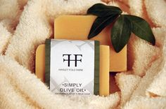 Hanley Fold Farm | love this goat's milk soap