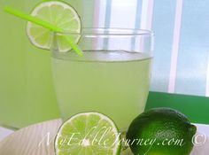 Old fashioned Limeade