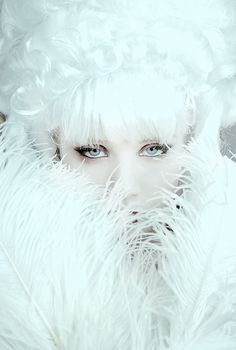 Snow queen...