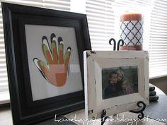 Family love hands