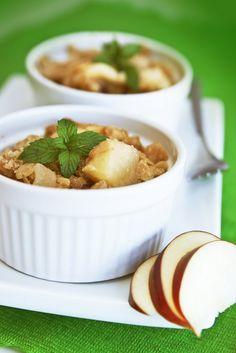 Apple and Pear Crisp