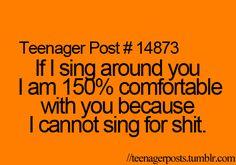 life quotes, languages, teenag post, funni, sing, true, teenag relat, teenag quot, teenager posts