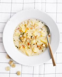 Clam Chowder Recipe