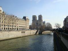 Notre Dame - Seine