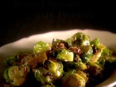 Brussels Sprouts + Bacon