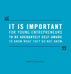 Take the time to learn what you don't know. #entrepreneurs #quote #business