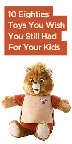 Oh my gosh, major trip down memory lane! http://lifeasmama.com/10-retro-eighties-toys-you-wish-you-still-had-for-your-kids/