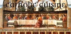 Recipes for Lent ~ From the Archives catholic, easter, cathol cuisin, season, faith, celebr feast, food, churches, breads