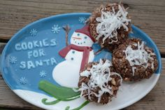 Almond Joy No-Bake Cookies Recipe! #coconut #cookie #recipes