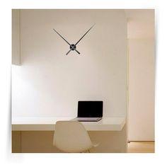 Dizayner wall clocks, very large wall clock, SC01, wall clocks, modern styl...37.8  /  37.8  inch. $59.99, via Etsy.