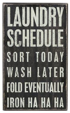 sign, idea, craft, laundry room primitive decor, art, laundry rooms, hous, laundri room, quot
