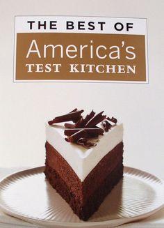 Triple-Chocolate Mousse Cake America's Test Kitchen ATK Americas