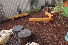 kids outdoor spaces | ... Life: Outdoor Play Link-up - developing an outdoor area - Guest Post