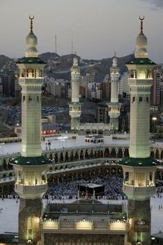 AlMasjid al-Haram, Saudi Arabia