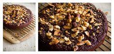 grain-free chocolate and beetroot cake