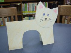 activities and books about cats