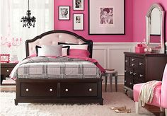 Shop for a Dawn Court 5 Pc Twin Bedroom at Rooms To Go Kids. Find  that will look great in your home and complement the rest of your furniture.
