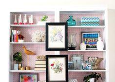 Styled Bookshelves decor, bookshelf styling, bookcases, hous stuff, accessori, shelves, sincer form, random stuff, framed pictures