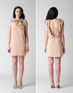 Tracy minidress by Dolly Pearl.