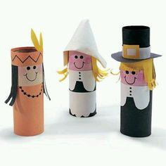 Easy Thanksgiving Crafts | Easy Thanksgiving Crafts | Thanksgiving