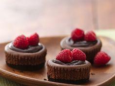 Healthified Mini Chocolate Cheesecakes- Eat Better America