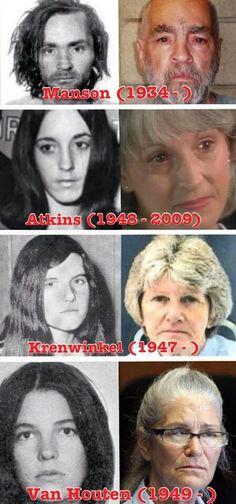 Manson Murderers