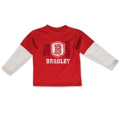 Bookstore: College Kids Toddler Layer Tee – $24.98