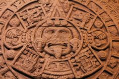 Mayan Calendar in the Ancient Americas exhibit at The Field Museum