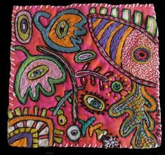 Doodling Designs with Susan Sorrell