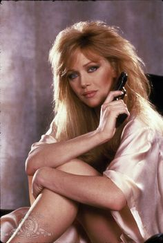 Still of Tanya Roberts in A View to a Kill