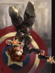 Fuck Yeah Avengers