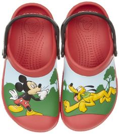 crocs 14046 SS13 C Mickey Clog (Toddler/Little Kid) $27.99 #bestseller