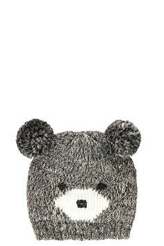 Tallulah Bear Bobble Beanie Hat