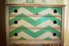 DIY furniture makeovers!