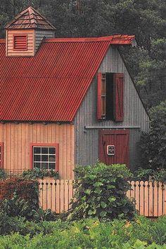 Country Barn...
