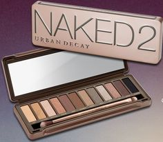 I love my Naked pallette and I just ordered Naked 2...can't wait for it to get here!