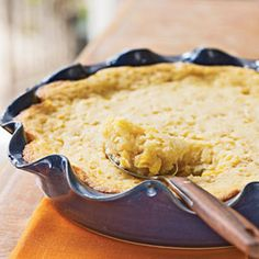 Cozy Holiday Casseroles  | Easy Corn Casserole | MyRecipes.com